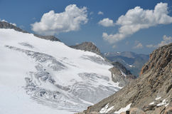 Швейцарец альп Стоковая Фотография RF