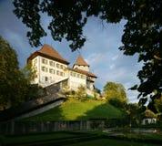 швейцарец замока Стоковое фото RF