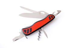 швейцарец карманн ножа армии Стоковые Фотографии RF