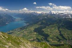 швейцарец ландшафта Стоковое Изображение RF