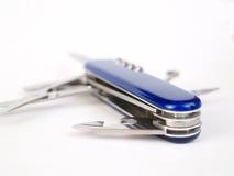 швейцарец ножа Стоковое фото RF