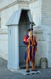 швейцарец предохранителя входа базилики Стоковые Фотографии RF