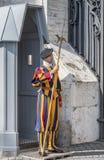 швейцарец vatican предохранителя Стоковое Изображение