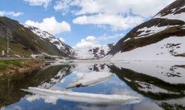 Швейцария 2013 - пропуски путешествия высокогорные Стоковые Изображения