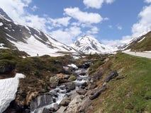 Швейцария 2013 - пропуски путешествия высокогорные Стоковые Изображения RF