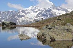 Швейцария Стоковое фото RF