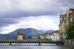 Швейцария Стоковое Изображение RF