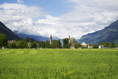Швейцария Стоковые Фотографии RF