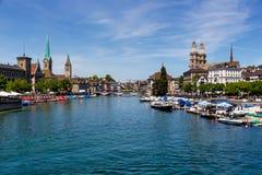 Швейцария, zurich, Стоковое Фото