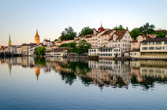 Швейцария zurich Стоковые Фото