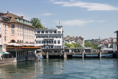 Швейцария zurich Стоковое Изображение RF