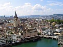 Швейцария zurich Стоковые Фотографии RF