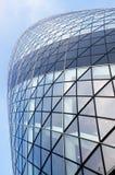Швейцарская башня Re, корнишон, Лондон Стоковое Изображение RF