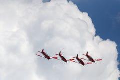 Швейцарская военновоздушная сила PC-7 Стоковая Фотография RF