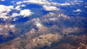 Швейцарские Альпы Стоковые Изображения RF