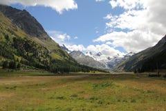 Швейцарский рай Стоковая Фотография RF