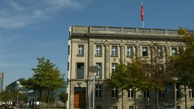 Швейцарское посольство в Берлине видеоматериал