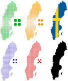 Швеция Стоковая Фотография