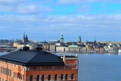 Швеция Стоковые Фотографии RF