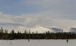 Шведская гора Стоковые Фото