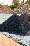 Швырок и уголь стоковая фотография rf