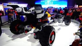 Шевроле LEGO Batmobile Стоковое Изображение