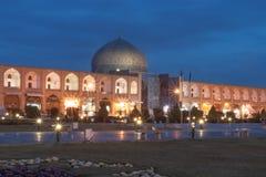 Шейх Lotfollah Мечеть стоковое фото