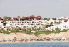 шейх sharm гостиницы Египета el пляжа роскошный Стоковое фото RF