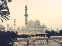 Шейх Zayed Masjid Стоковые Фотографии RF