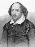 Шекспир william стоковые изображения