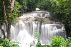 шелковистый водопад Стоковые Изображения