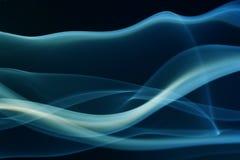 шелковистый дым Стоковые Фотографии RF