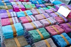 шелк картины тайский Стоковые Фото