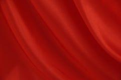 шелк красного цвета 3 предпосылок Стоковые Фото