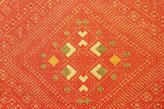 шелк тайский Стоковая Фотография