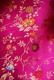 шелк ткани Стоковые Изображения