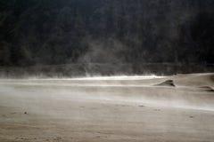 шептать песков Стоковая Фотография