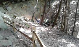 Шепча пещера стоковое изображение