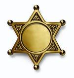 шериф значка