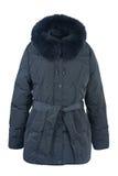 шерсти женщин пальто стоковые фото