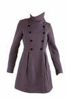 шерсти зимы пальто Стоковое фото RF