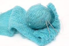 шерсти пуловера Стоковое Изображение
