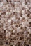 шерсти текстуры квадратов Стоковое Изображение