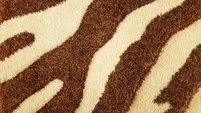 Шерсти carpet с картиной Справочная информация Стоковая Фотография