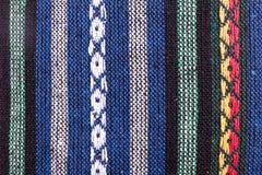 шерстяное связанное тканью Стоковые Фотографии RF