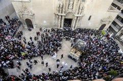 шествие базилики Santa Maria Стоковое Фото