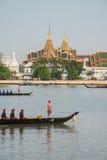 Шествие баржи Таиланда королевское Стоковые Изображения