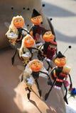 Шествие пчелы Стоковое Фото