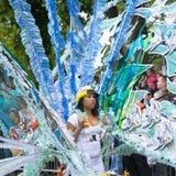 шествие luton costumes масленицы цветастое Стоковые Изображения RF