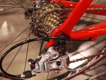 шестерни велосипеда стоковое изображение rf